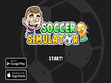 Soccer Simulator Idle Game