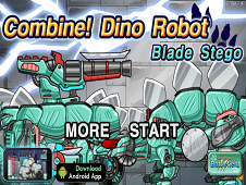 Dino Robot Blade Stego