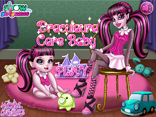 Draculaura Care Baby
