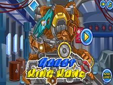Mechanical Robot King Kong