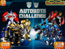 Autobots Challenge