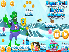 Super Troll Arctic Adventures
