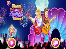 Disney Princesses Postar Concert