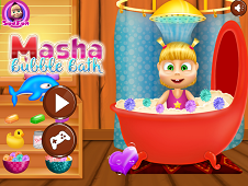 Masha Bubble Bath