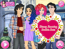 Princess Amazing Double Date