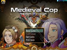 Medieval Cop