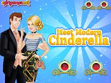 Meet Modern Cinderella