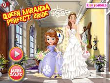 Queen Miranda Perfect Bride