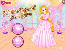 Princess Rapunzel Prom Salon