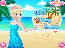 Elsa's Spring Vacation