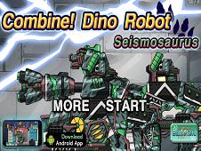 Dino Robot Seismosaurus
