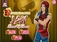 Descendants: Jay Dress-Up