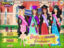 Barbie Graduation