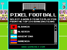 Pixel Football