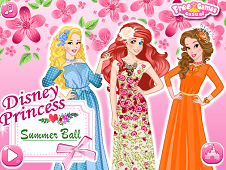 Disney Princess Summer Ball