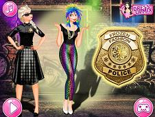 Frozen Fashion Police
