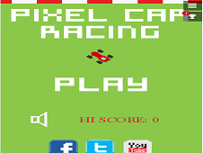 Pixel Car Racing