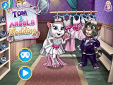 Tom and Angela Wedding