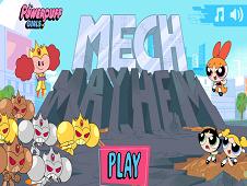 Powerpuff Girls: Mech Mayhem