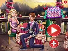 Rapunzel Wedding Proposal