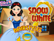 Snow White New Hairstyles