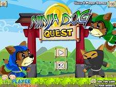 Ninja Dog Quest
