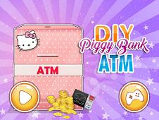 DIY Piggy Bank ATM