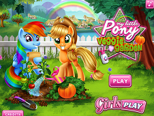 My Little Pony Veggie Garden