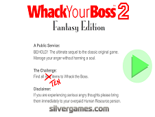 Whack Your Boss 2 – Fantasy Edition