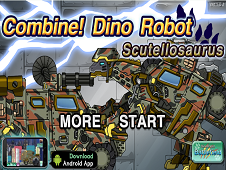 Dino Robot Scutellosaurus