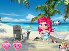 Princess Beach Fun