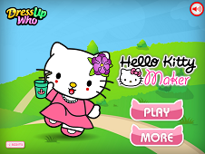 Hello Kitty Make