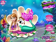 Anna Mermaid Princess
