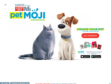 The Secret Life of Pets: Moji Character Creator