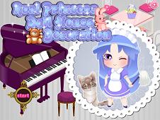 Princess Doll House Decoration Decoration Games