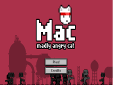 MAC – Madly Angry Cat