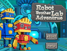 Robot Brother Lab Adventure