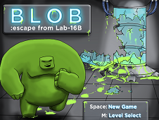 Blob: Escape From Lab 16B