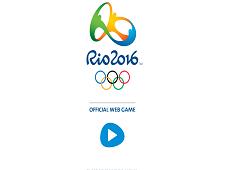 Rio 2016 Official Web Game