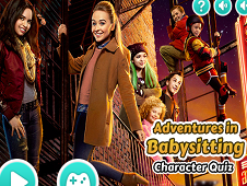 Adventures in Babysitting Character Quiz