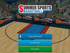 Summer Sports Basketball