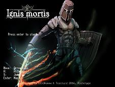 Ignis Mortis game