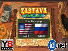 Zastava: Native Rus