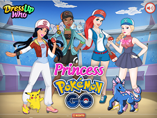 Princess Pokemon Go