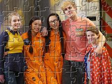 Bizaardvark Character Puzzle