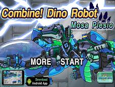 Dino Robot Mosa Plesio