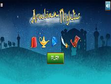 Arabian Nights Slotmachine