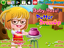 Baby Hazel Potter Dress-Up