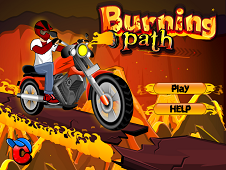 Burning Path