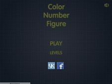 Color Number Figure